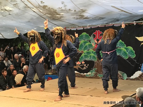小浜島 結願祭(きつがんさい)2019