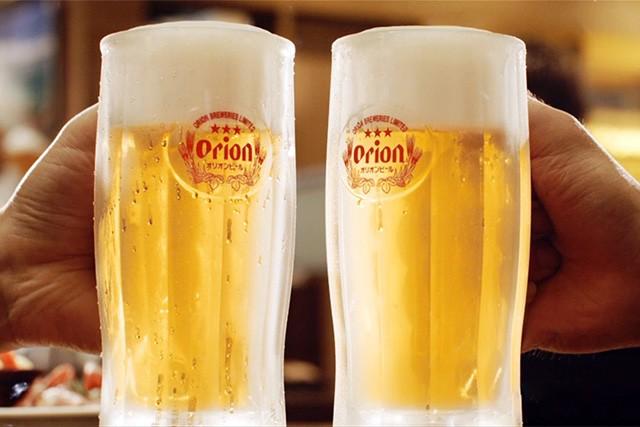 乾杯ビールが100円に!